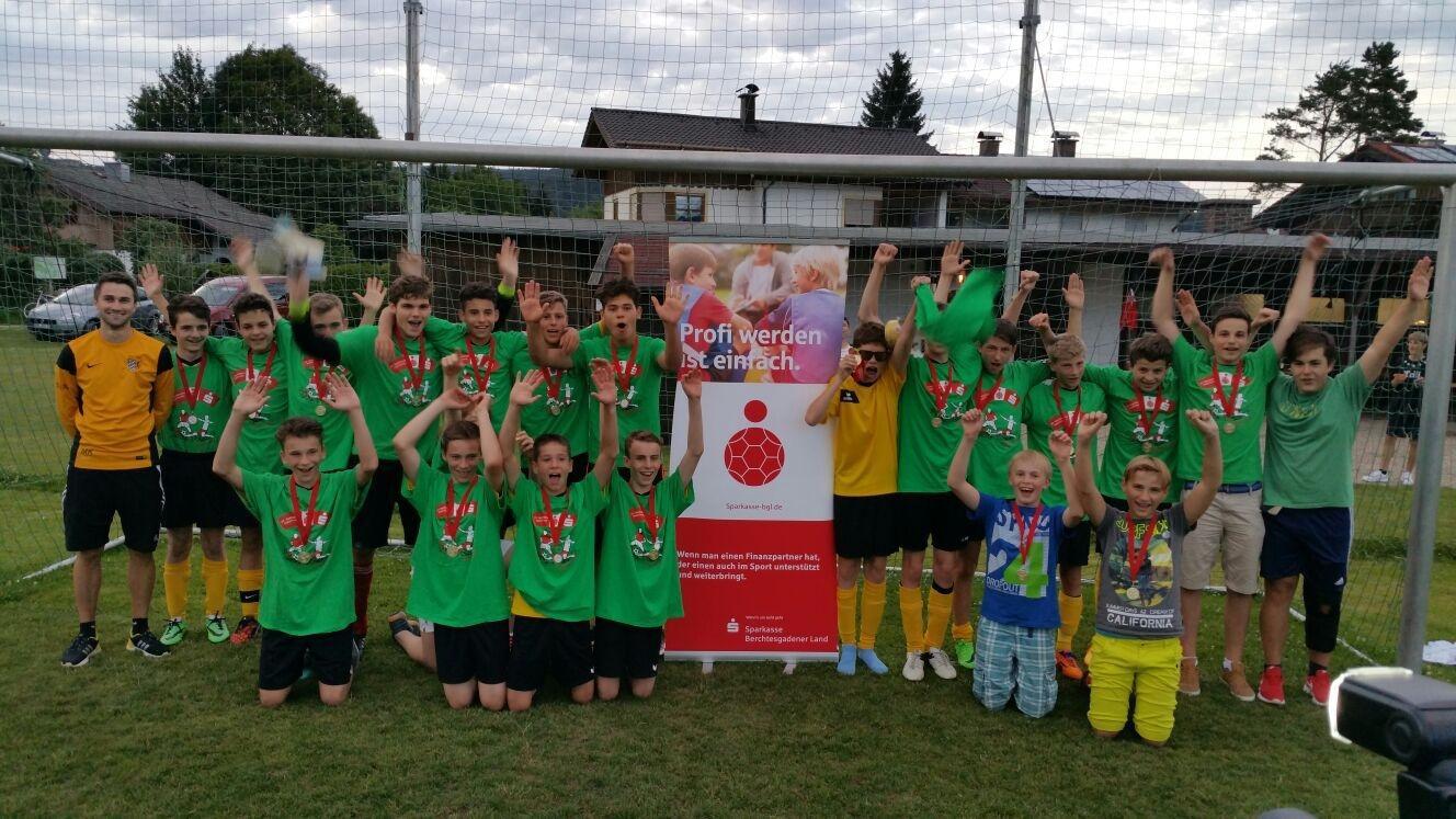 C-Jugend SPK-Pokal 2016