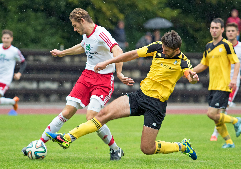 KL2 - TSV Bad Reichenhall - TSV Teisendorf - Mayr und Streibl